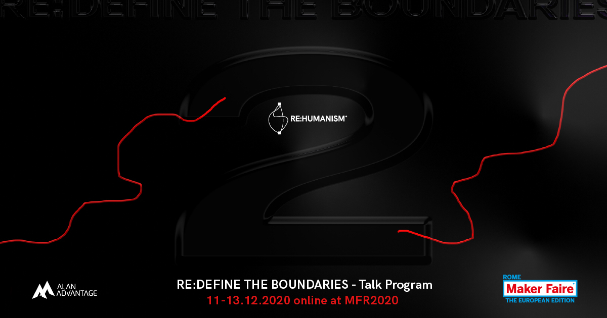 RE:HUMANISM 2 | RE:DEFINE THE BOUNDARIES AT MFR2020